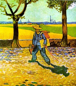 the_painter_on_the_road_to_tarascon
