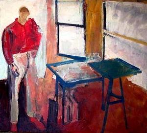 BruceMcGaw_SelfPortrait_1963