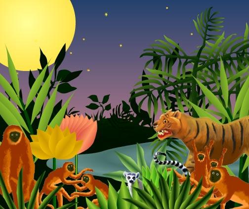junglesplash