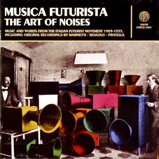 ITALIAN FUTURISM — RUSSOLO | As It Ought to Be