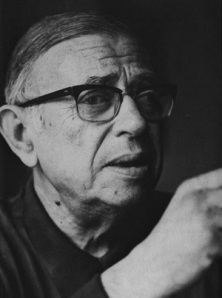 THE SPIRIT OF SARTRE